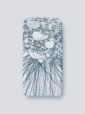 ほころび iPhone Case/8