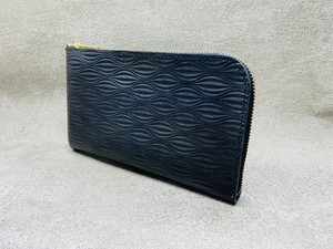 SHOZO Wallet (Uribo embossing): Black