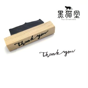 Thank you(横)
