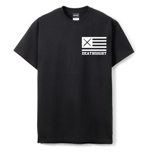 FLAGS TEES / BLACK