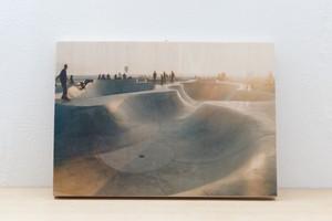 Wood Panel California #11 _ A4
