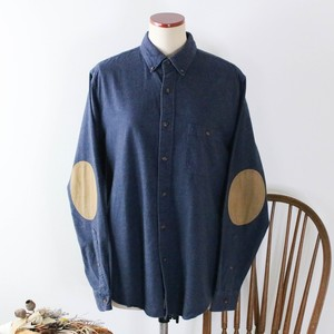 elbow patch shirt
