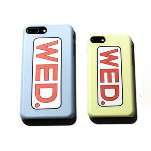 """""""WED.EDITION"""" Smartphone case"""
