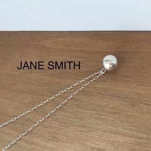 JANE SMITH/ジェーンスミス・BALL LONG NECKLACE