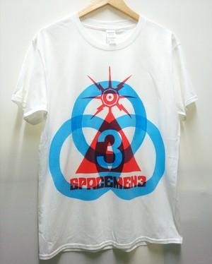 【現品のみ】SPACEMEN3 3丸Tシャツ
