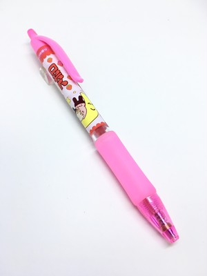 SAKAMOTO Color Ballpen Pink