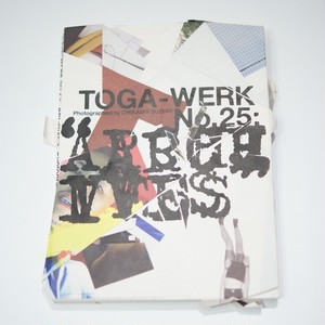 BOOK / Toga-Werk No.25: Archives Photographed by Chikashi Suzuki