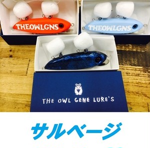 THE OWL GENE LURE'S / サルベージ