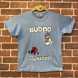 Item129 イタリア シチリア島から来た ファミリーでお揃いのTシャツ Buona ma non troppo ベビー用