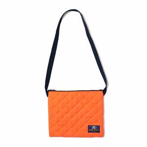 PARK DELI - QUILTED SACOSH (Orange)
