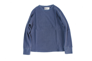 SALE!!10%OFF  T・H・M  Crew Neck Thermal ネイビー(M)
