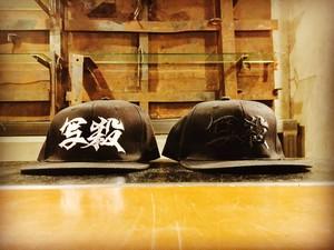 写殺×ONEBYONE CAP