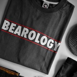 BEAROLOGY TEE1.0 Classic Grey