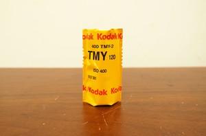 【 120 モノクロネガ 】Kodak( コダック )T-MAX400