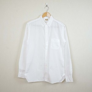 B.D. SHIRT(SEAISLAND COTTON  120/2×120/2  BROAD)