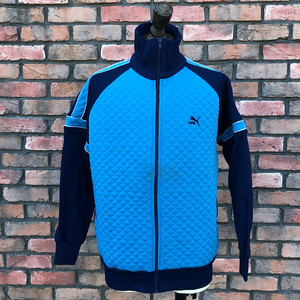 1980s Puma Quilted Track Top Mod.VLADO STENZEL