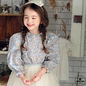 «予約» flo lemon blouse 2colors レモン ブラウス