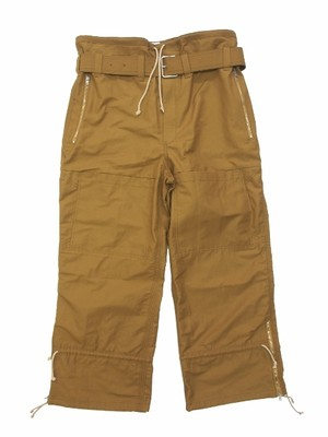 FLIGHT PANTS KHAKI 18AW-FS-30