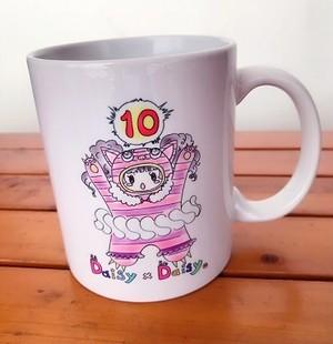 MiKAデザインカラーイラストマグカップ!