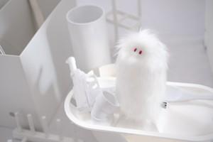 albino towerYETI(juvenile)