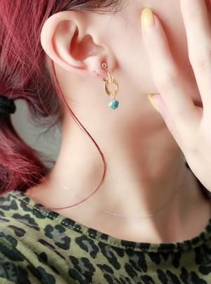 danae stone earrings