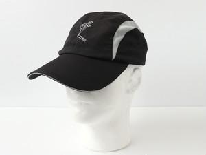 Sport cap BLACK/WHITE