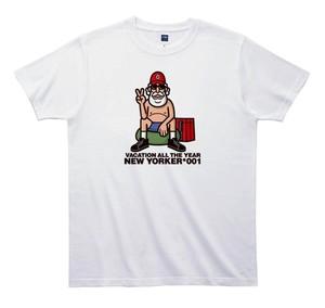 《山本周司Tシャツ》TY001/  VACATION ALL THE YEAR