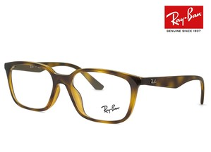 レイバン 眼鏡 メガネ Ray-Ban rx7176f 2012 54mm フレーム めがね RX 7176 F rb7176f ウェリントン