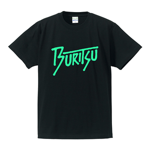 BURITSU Tagging Logo Tee : Black