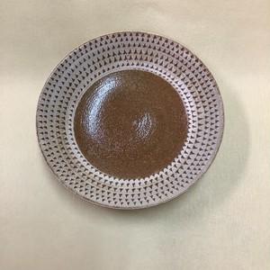 飛カンナ 取皿 白 [ 16 x 3.5cm ] 【お家で楽しく】
