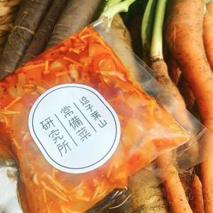 逗子葉山常備菜研究所【 恵水ポークのロールキャベツ または 大豆ベジミートカレー・デリバリー】