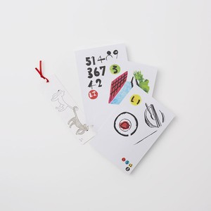鈴木さや香「いろはゑ」オリジナルポストカード