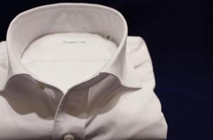 CADETTO ORIGINALS SHIRTS Micro Corduroy White