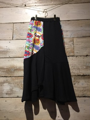 POP柄★スカート