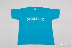 Crew - Tシャツ Block [TURQUOISE]