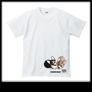 NO.0058 大好きなコーギー!子犬Tシャツ