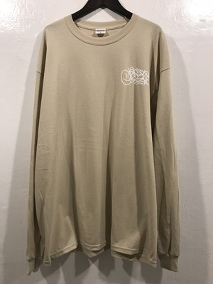 CASPER デザイン LONG-sleeve shirt
