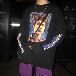 【トップス】カジュアルアルファベットラウンドネックTシャツ22265991