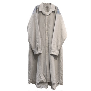 Long-Shirts (light grey/inbi blue)