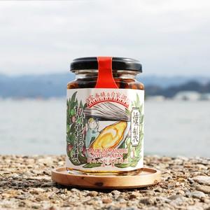 燻製ムール貝のオリーブオイル漬