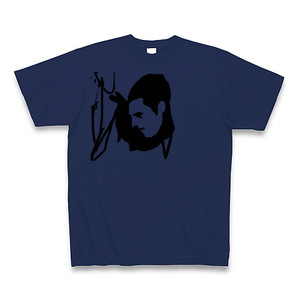 SHIZU-Tシャツ(さすらいジャパンブルー)