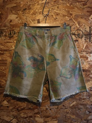 Polo by RalphLauren cutoff design shorts