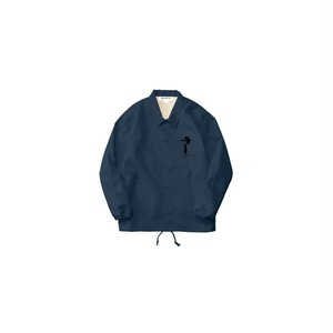 Coach Jacket (Navy)