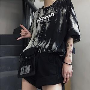 《ランキング10位》タイダイロゴTシャツ / HWG236