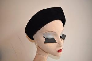 VINTAGE oriental design hat