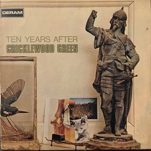 【LP】TEN YEARS AFTER/Clicklewood Green