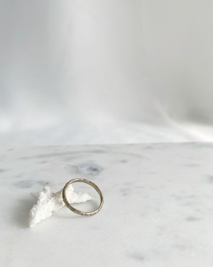 Coral / Ring - K18WG