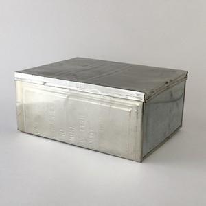リサイクルスチールボックス L|Recycle Steel Box Large(PUEBCO)