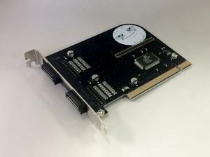 『MoDoKi/PCI』サターンパッド対応拡張インターフェースカード