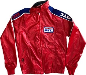 70's HONDALINE HONDA ATC Racing Jacket(MINT)